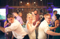 Dancin' with her boys - Wedding Photography by Alex Buntin in Fresno, CA